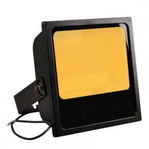Projecteur led pour grue orange