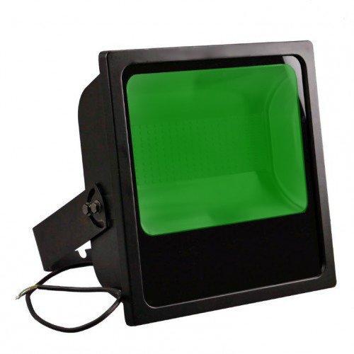 projecteur led vert pour grue de chantier