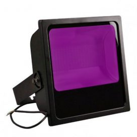 Projecteur led pour grue violet