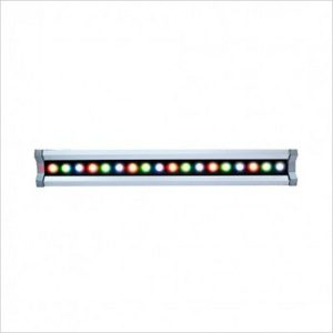 Eclairage led structure controleur dmx integre 20w rgb