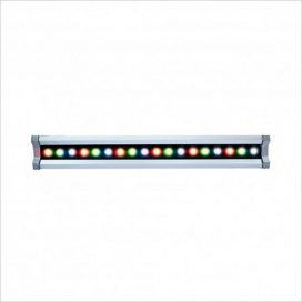Eclairage led structure controleur dmx integre 36w rgb