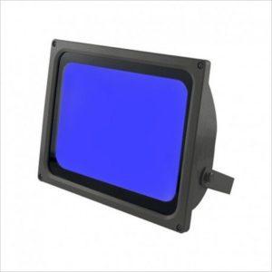 projecteur led 50w bleu pour grue
