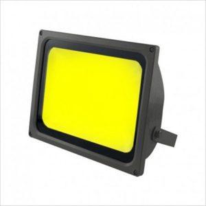 projecteur led 50w jaune pour chantier