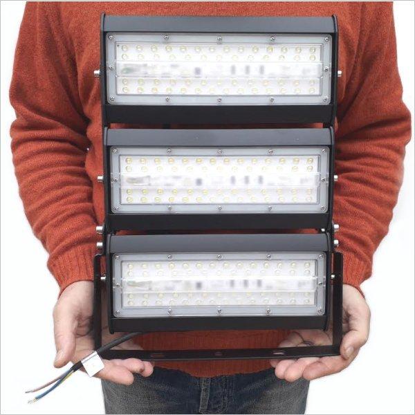 projecteur-led-150W-grue-grande-hauteur